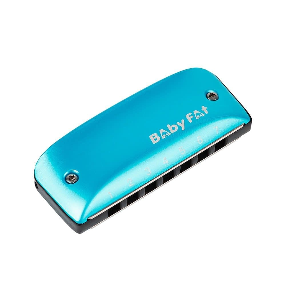 A B C D F G Key Harmonicas Music Musical Instrument 7 Holes Blues Jazz Rock Folk for Music Lovers Playing Accessory 2