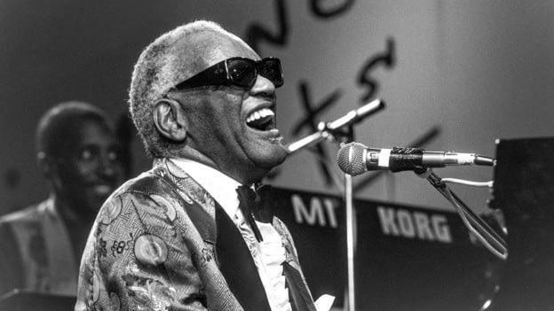 Concert - Montreux Jazz Festival, Ray Charles, (c) Keystone - 1997