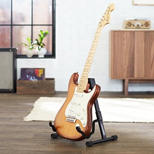 AmazonBasics Guitar Folding A-Frame Stand for Acoustic and Electric Guitars 6
